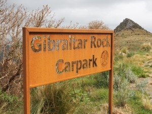 Gibraltar Rock Carpark